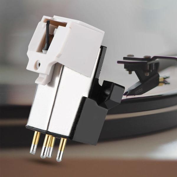 LP Audio Phono Stylus Cartridge-Einheit Headshell Record Plattenspieler-Technik
