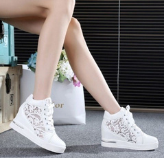 casual shoes, Sneakers, increasedwithinshoe, Lace