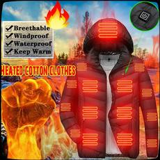 motorcyclejacket, wintermensjacket, Fashion, heatingcoat
