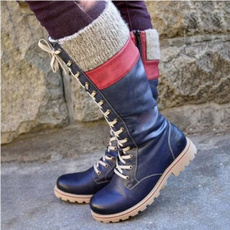 Knee High Boots, Fashion, Leather Boots, Winter