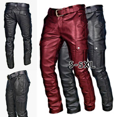 Plus Size, xxxxxlarge, leather, pants