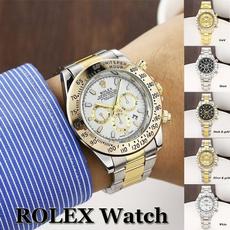 Steel, quartz, business watch, watches for men
