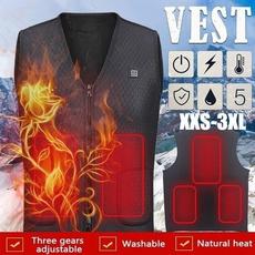 Vest, sleevelessvest, Winter, winter coat