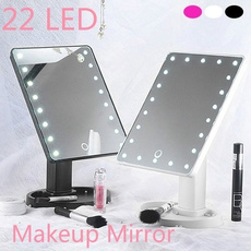 Makeup Mirrors, Makeup Tools, Touch Screen, Square