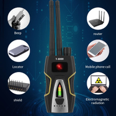 Spy, detectorwireles, signalfrequencysweeper, Gps