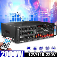 equalizer, Microphone, Remote Controls, Home & Kitchen