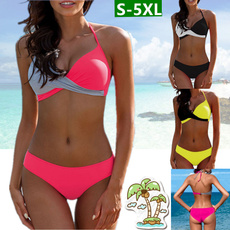 padded, bathing suit, two piece swimsuit, bikini set