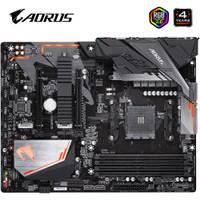Gigabyte B450 Aorus M Computer Motherboard Amd B450 Ddr4 M Atx Wish