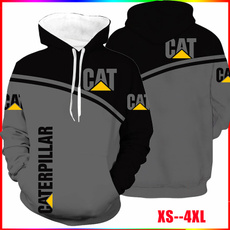 3D hoodies, Fashion, caterpillarhoodie, Shirt