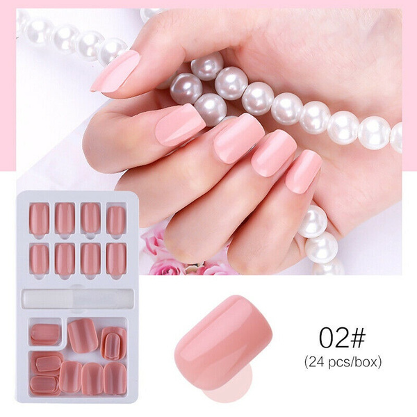 nail stickers, Beauty, nailpolishglueacrylicset, Nail Polish
