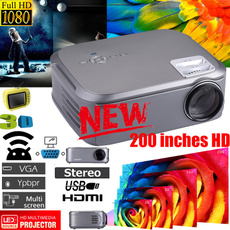 Home & Living, officeprojector, led, projector