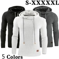 Plus Size, wintermentop, Long Sleeve, Coat