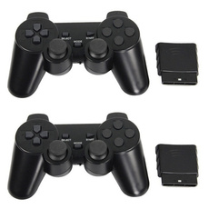 doublevibrationhandle, Console, ps2adapter, shock