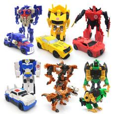 Boy, Transformer, Toy, King
