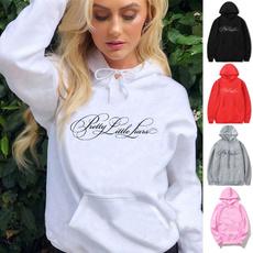 Women, hooded, personalityhoodie, teenshoodie