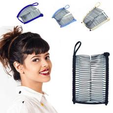 Fashion, Magic, Electric Hair Comb, bananahairclip