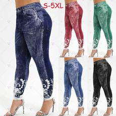 Moda, Plus Size, Spring/Autumn, pants