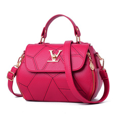 Shoulder Bags, Fashion, PU Leather, bag for women