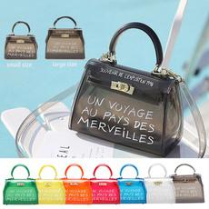 jellybag, Fashion, clearhandbag, designer handbags high quality