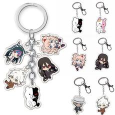 danganronpa, Key Chain, Jewelry, animekeychain