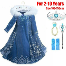 girls dress, Cosplay, Princess, disneydresse