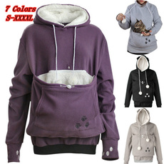 cutecathoodie, Fashion, catcollar, catbagsweater