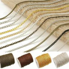 Copper, Silver Jewelry, Jewelry, Chain