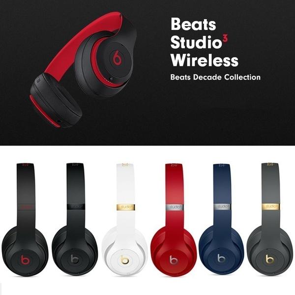 New 2020 2020 New Refurbished Beats By Dr Dre Studio3 Wireless Matte Black Over Ear Headphones Mq562ll A Wish