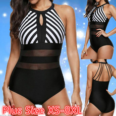 Women's Fashion, Plus Size, Womens Swimsuit, Plus Size Swimwear