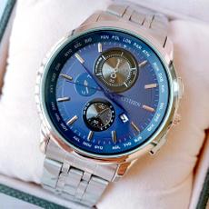 Steel, Luxury Watch, stainlesssteelband, quartz