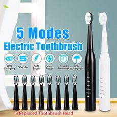 sonic, rechargeble, Waterproof, electrictoothbrush