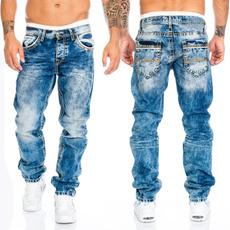 men's jeans, Plus Size, Waist, Casual pants
