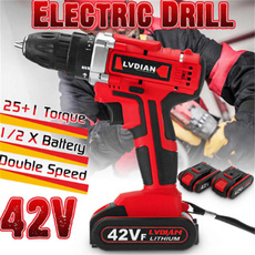 electricimpactwrench, batteryelectricdrill, led, Electric