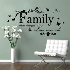 Decor, wallpapersticker, art, Home Decor