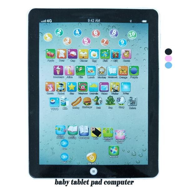 Baby, Toy, kidscomputer, Tablets