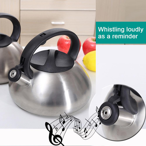 3L~7L Stainless Steel Hot Water Filter Kettle Pot With Whistle Sound,Tea Kettle