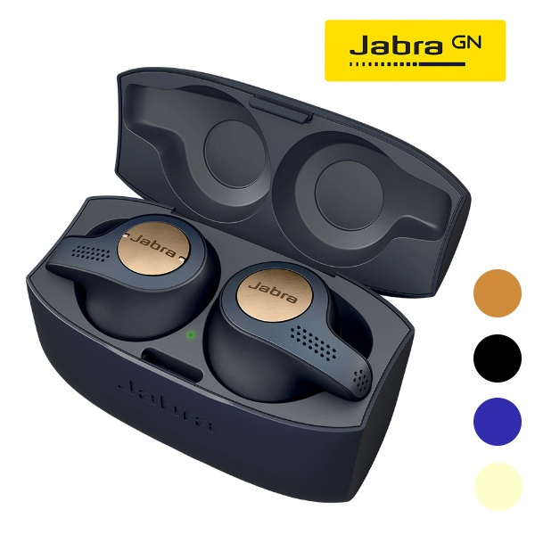 Jabra Elite Active 65t Alexa Enabled True Wireless Sports Earbuds With Charging Case Waterproof Bluetooth Earphones In Ear Wish