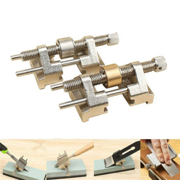 Honing Guide Jig Sharpening Wood Chisel Plane Iron Hand Tool Accessories