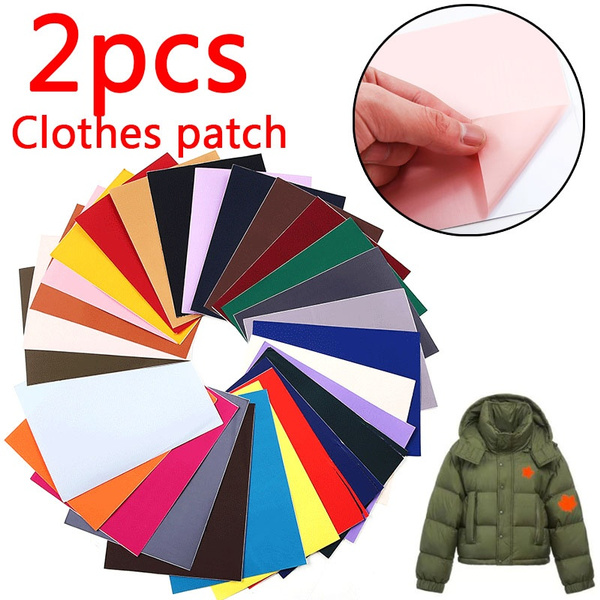 Down Patches Fabric Patch Raincoat Tent DIY Fabric Materials Winter Jacket