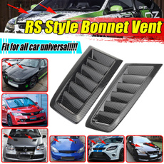 Dodge, intakegrille, carairventcover, Golf