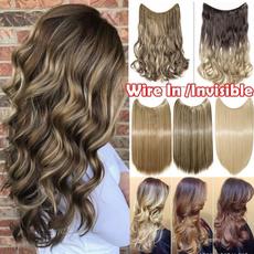 hair, Hair Extensions, Straight Hair, wireinhair