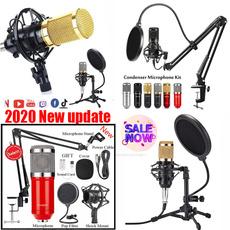 Microphone, microphoneforcomputer, microphonestudio, recordingmicrophone