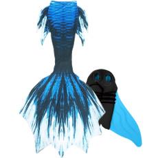 Cosplay, swimmwear, Cosplay Costume, monofin