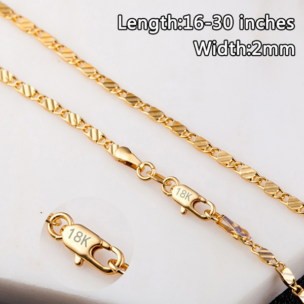 Fashion, Chain, gold, necklace charm