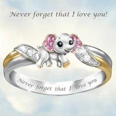 Wedding, Jewelry, cartoonring, Ring