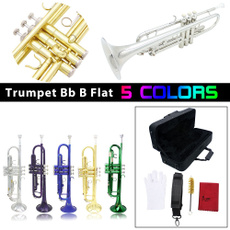Brass, trumpetwithcase, musictool, Entertainment