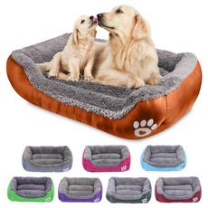 large dog bed, Fleece, Medium, dogkennel