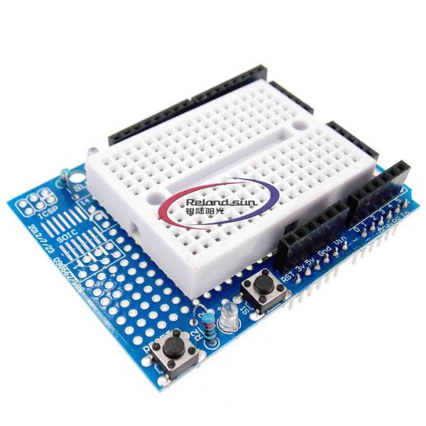 SYB-170 UNO ProtoShield Prototype Expansion Mini Bread Board Based For Arduino