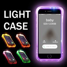 case, iphone11, iphone 5 case, led