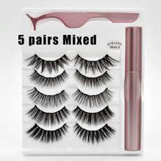 False Eyelashes, curlingeyelashe, liquideyeliner, Beauty